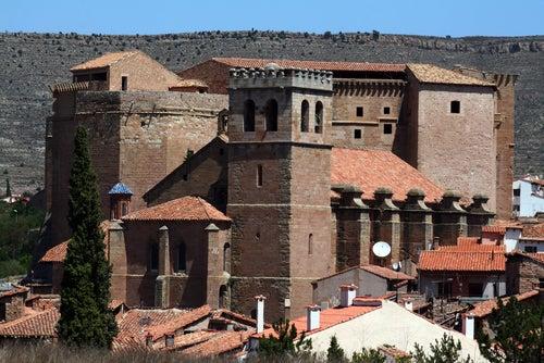 Mora de Rubielos en Teruel
