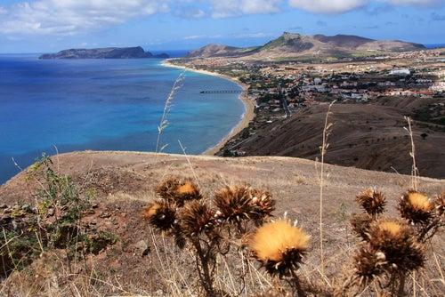 Porto Santo en Madeira