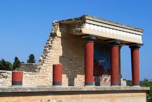Palacio de Knssos