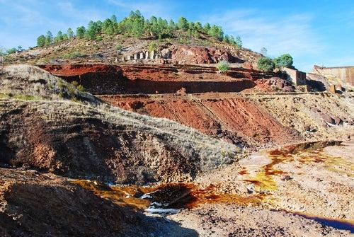 Minas de Ríotinto