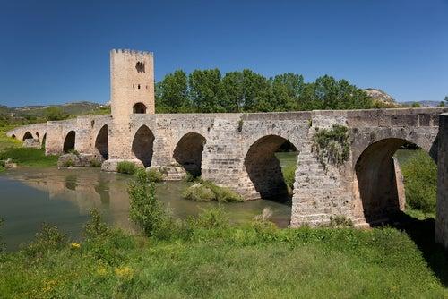 Puente romano de Frías