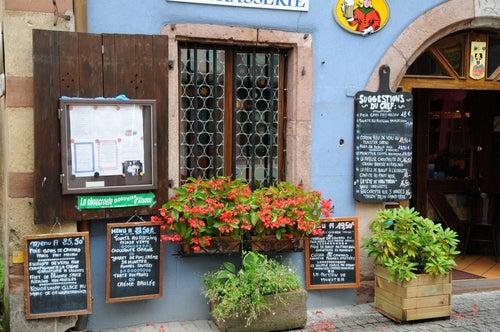Restaurante en Riveauville