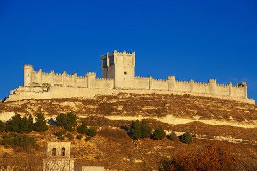 Peñafiel en Valladolid: siéntete en la Edad Media