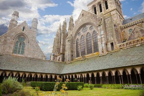 Abadía del Mont Saint-Michel