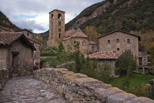 Beget en Girona, un pequeño tesoro