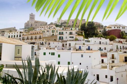 Conoce los pueblos más bonitos de Ibiza