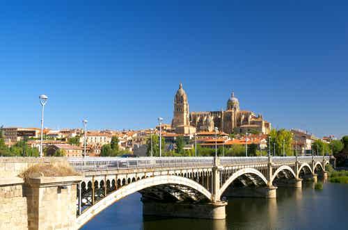 """El maravilloso """"Cielo de Salamanca"""""""