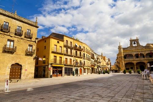 Ciudad Rodrigo en Salamanca, ciudad noble y leal