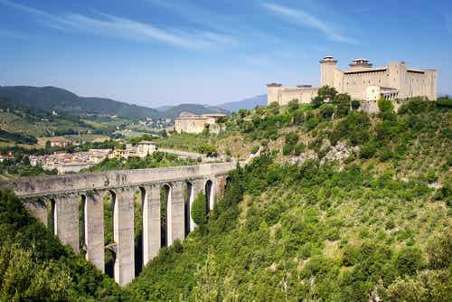 Spoleto en Italia y su apasionante historia