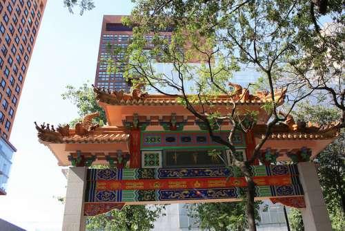 Chinatown en México D.F.