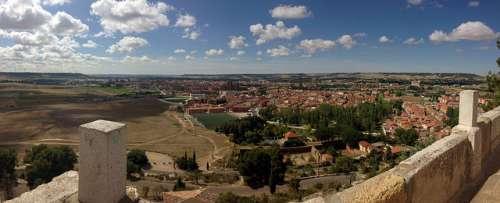 Vista de Palencia