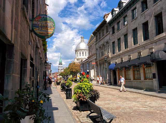 Vieux Montréal, el corazón de la ciudad de Montreal