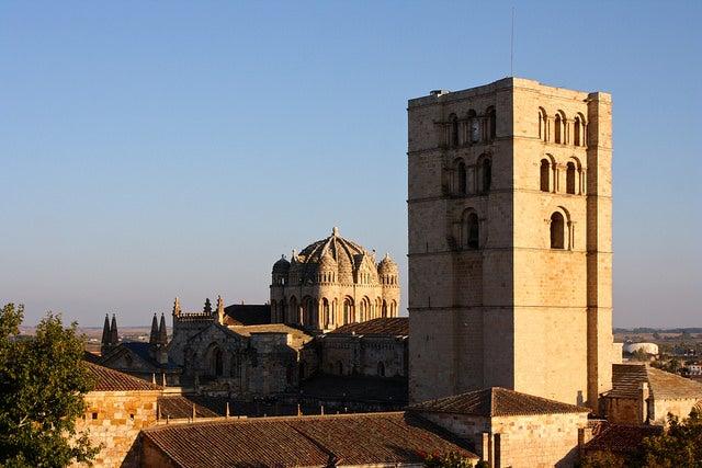 Catedral de Zamora - Trevor Huxham / Flickr.com