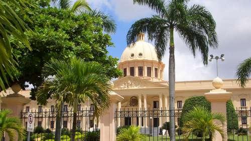 Palacio Nacional en Santo Domingo