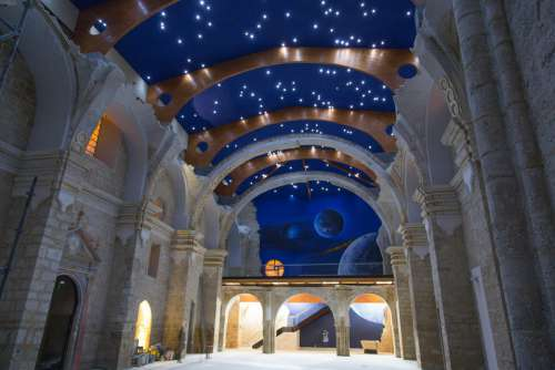 Resultado de imagen de iglesia de san pedro Becerril de Campos