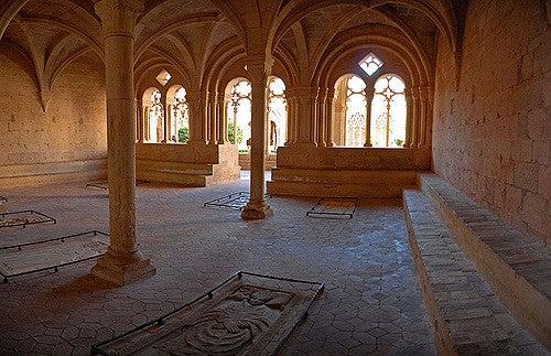 Monasterio deSantes Creus