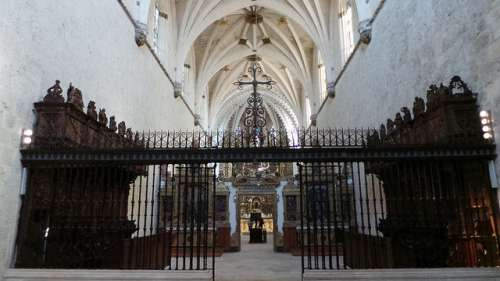 Iglesia de la Cartuja de Miraflores