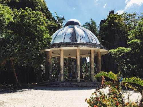 Santuario de Matinloc en Filipinas