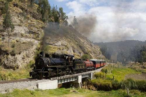 Tren Crucero de Ecuador: un bello recorrido entre volcanes