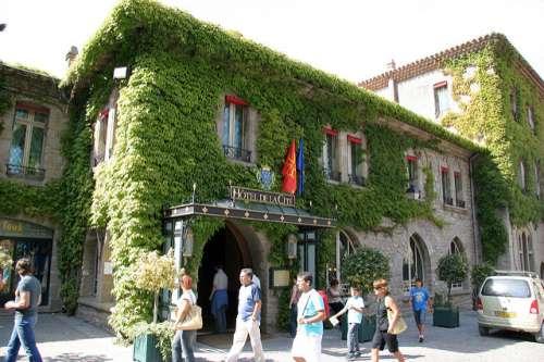 Hotel de la Cité en Carcassone