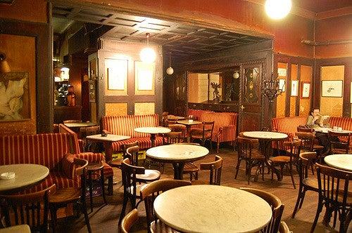 Café Hawelca en Viena