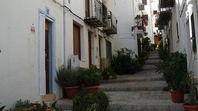 Calle de Peñíscola