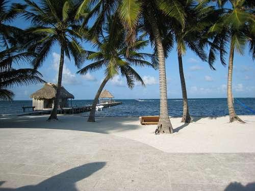 Cayo Ambergris en Belice, un verdadero paraíso