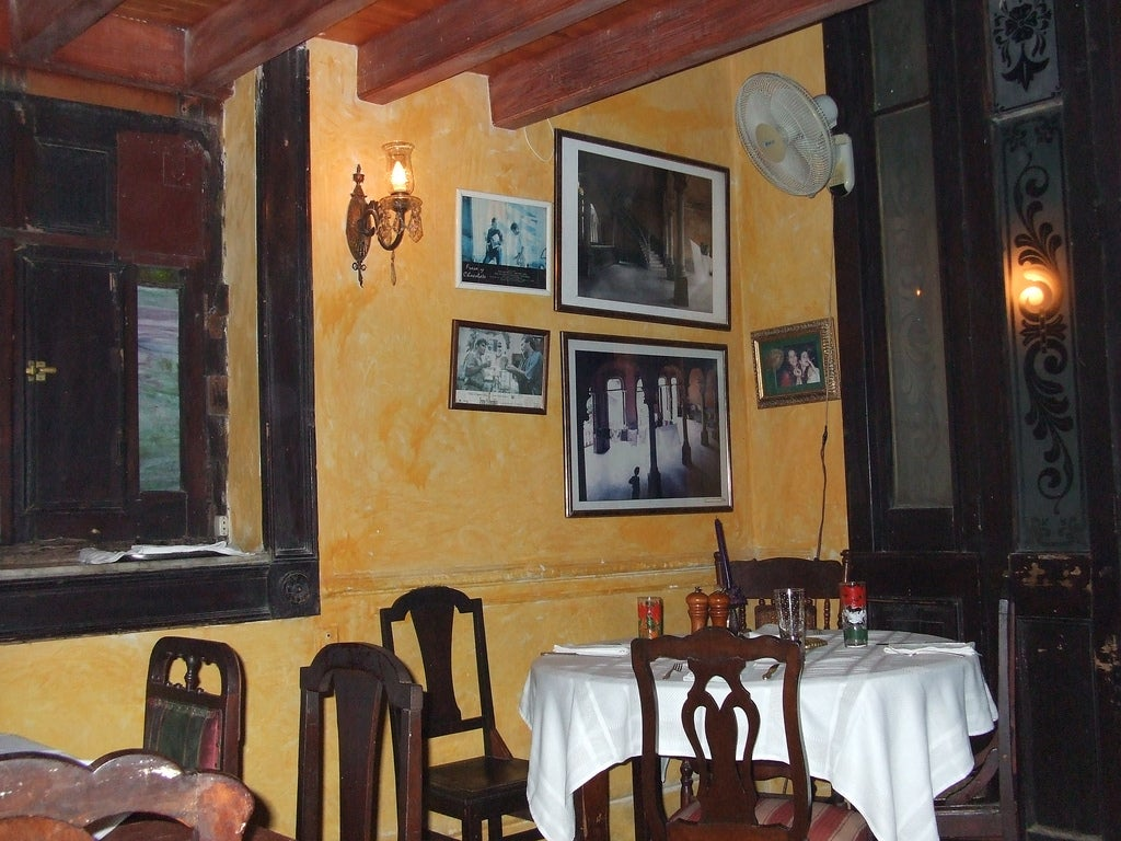 Restaurante La Guarida en La Habana