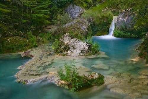 El hermoso Parque Natural Urbasa-Andía en Navarra