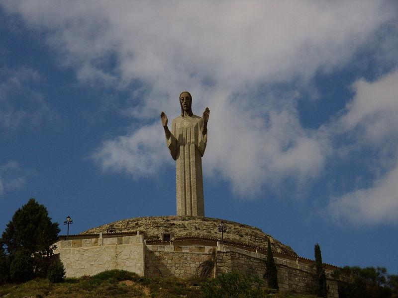 Cristo del Otero de Palencia