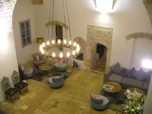 Hotel Efendi en Acre