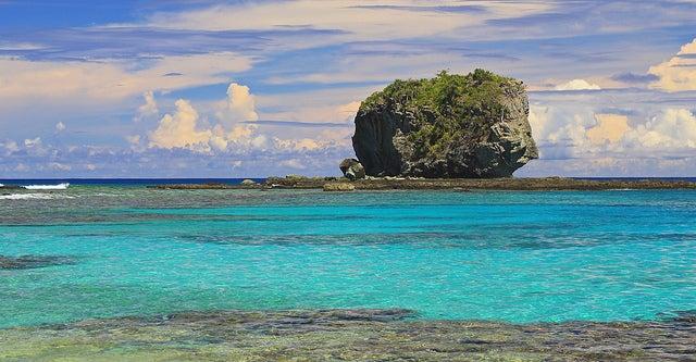 Tokoriki en Islas Mamanuca