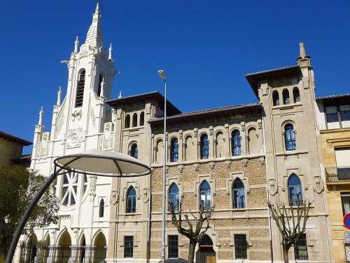 Colegio de los Jesuitas en Durango