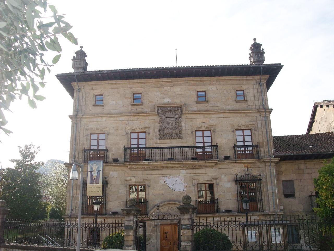 Palacio Etxezarreta en Durango