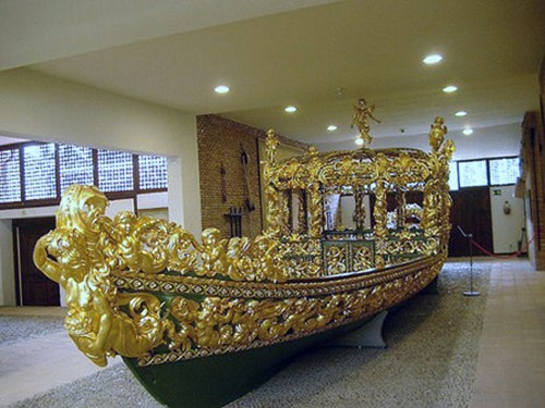 Museo de Falúas de Aranjuez