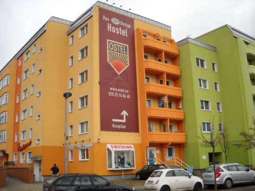 Ostel Hostel Berlín
