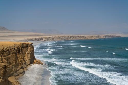 La costa del Perú y sus hermosas ciudades