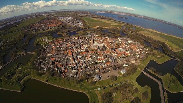 Naarden en Holanda