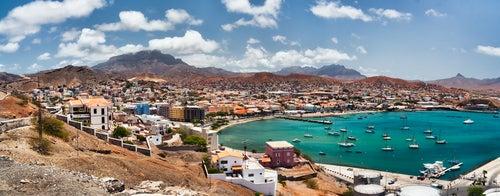 Mindelo en Cabo Verde