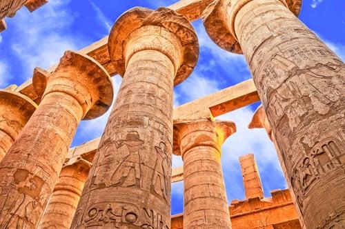 Templo de Karnak, uno de los lugares con más historia