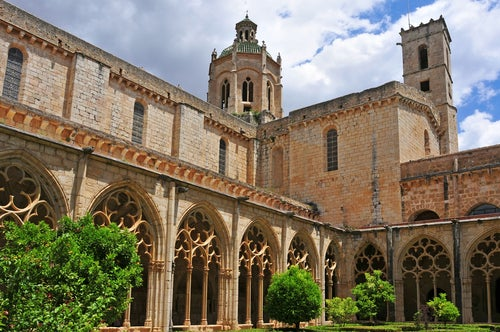 Monasterio cisterciense de Santes Creus, una joya en Tarragona