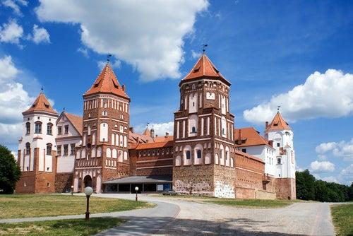Castillo Mir en Bielorrusia