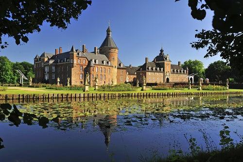 Castillo de Anholt en Alemania