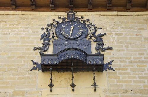 Reloj deLaguardia
