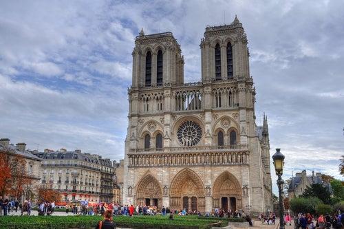 Notre Dame de París y su historia