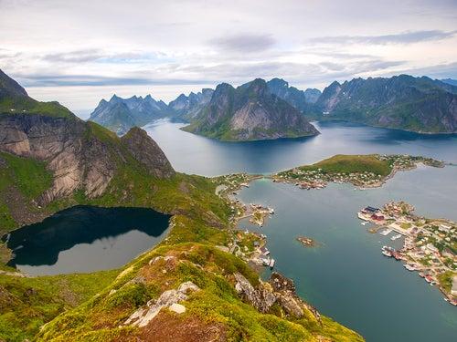 Islas Lofoten, un espectáculo que te dejará sin respiración