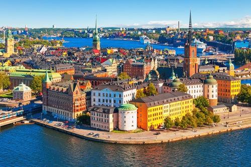 Estocolmo, premio Nobel de la belleza