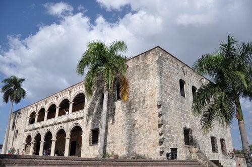 Alcázar de Colón en Santo Domingo