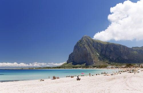 Playa de San Vito lo Capo