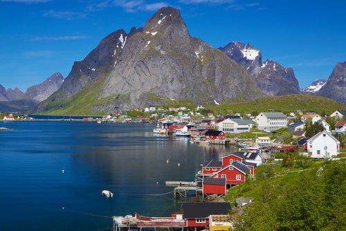 Reine en las islas Lofoten